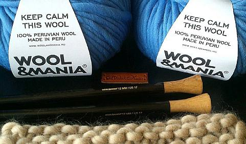 keep calm this is wool