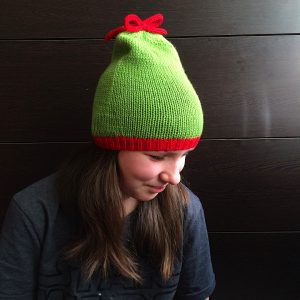 Ручная вязка: легкая весенняя шапочка-бини от @olchik.knits