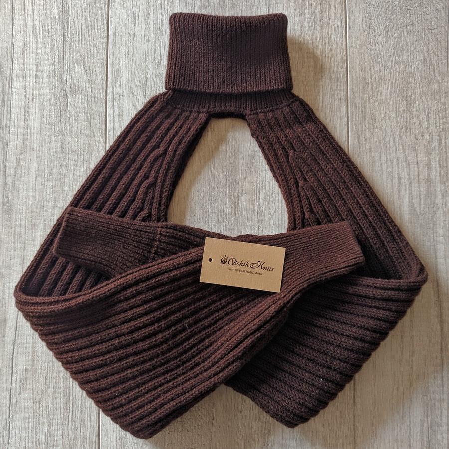 Свитер-нарукавники – Knit arm warmers