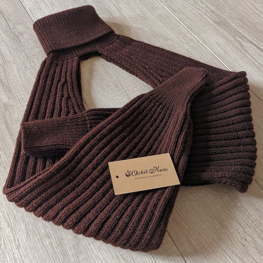 Свитер-нарукавники – arm knit warmers